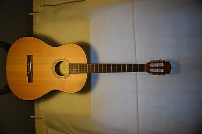 Fender Acoustic guitar without one string With accessories
