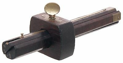 Sholl's Patent Four Beam Rosewood Marking Gauge - Patented March 8, 1864