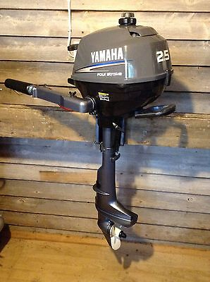 2.5Hp Yamaha Four Stroke Outboard Boat Engine 2004