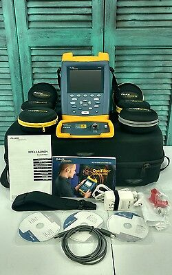 Fluke Networks OF-500 OptiFiber OFTM-5730 OFTM-5610B SM MM Preowned