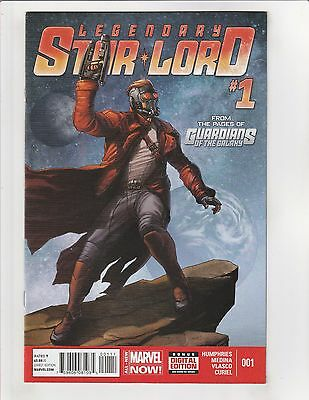Legendary Star-Lord (2014) #1 VF/NM 9.0 Marvel Comics Guardians of the Galaxy
