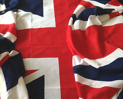 Union Jack Flag Sas Sbs British Military Spec 2010 7.5 X 4Ft Britain Uk