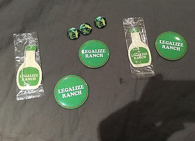 """Eric Andre """"Legalize Ranch"""" Hat and Exclusive Goodies NYC POP UP STORE"""