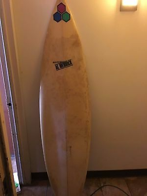 Al Merrick Shapes Design Surfboard 6'1-6'2""