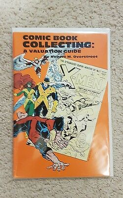 Overstreet 1987 Valuation Guide VF