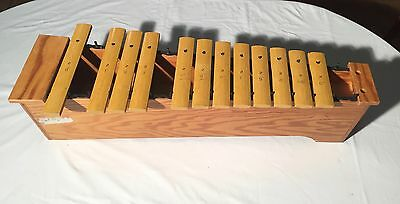 sonor percussion TA KX 100 xylophone made in Germany