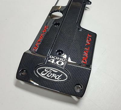 Ford Falcon BA BF Custom Carbon Fibre Style Engine Coil Cover XR6 Turbo XR6T