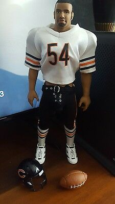 Billy Carlos Tyson Bear Chicago Gay Football Uniform Only ( Doll Not Included )