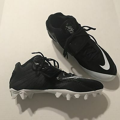 Nike CJ81 Strike 2 TD Mens Football Cleats 678119-010 Calvin Johnson Megatron 11