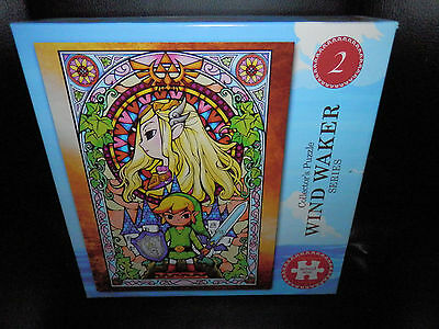 USAopoly The Legend of Zelda Wind Waker Collector''s Series #2 Puzzle 550 Pieces