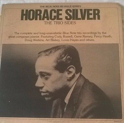 Horace Silver The Trio Sides