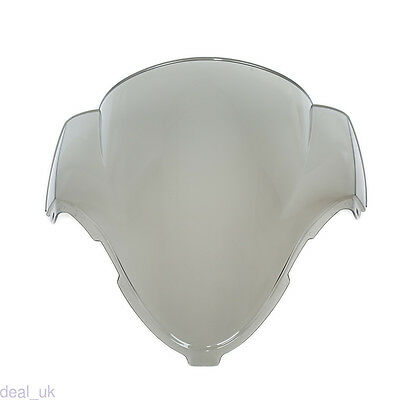 Smoke Injection Moulding Process ABS Windshield For SUZUKI GSXR1300 1999-2007