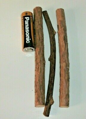 Catnip Cat Chews Treat Natural Bark Stick x 3  Genuine U.K Seller