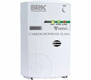 BRK Dicon CO850Mi Carbon Monoxide Alarm Co Gas Detector Mains Voltage 230v NEW