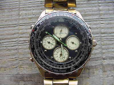 SEIKO 7T34-6A09 Chronograph Watch Parts