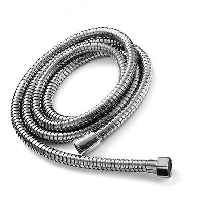 1.75m Shower Hose Double Shielding 2 Rubber Washers Bath Bathroom