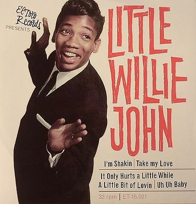 "LITTLE WILLIE JOHN - I'm Shakin - Vinyl (7"")"