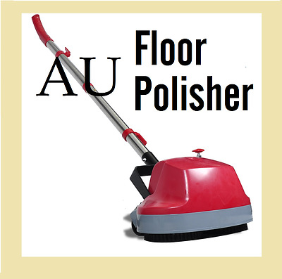 NEW* 5in1 FLOOR POLISHER TIMBER CARPET TILE WAXER CLEANING BUFFER CLEANER*