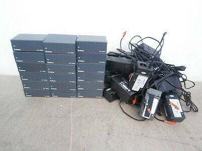 18x Extron MTP Series Versa Tools Composite Video Ethernet Transmitter +Adapters