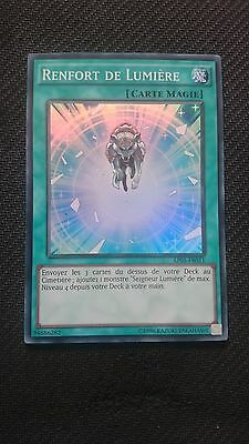Charge of the Light Brigade Yu Gi Oh C SDDC-FR035 Renfort de lumiere