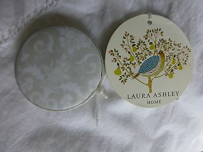 LAURA ASHLEY Pocket Handbag Sewing Basket TAPE  MEASURE Retractable  BNWT