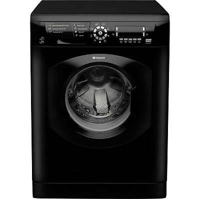 Hotpoint WMAO863K A+++ 8Kg Washing Machine Black New from AO