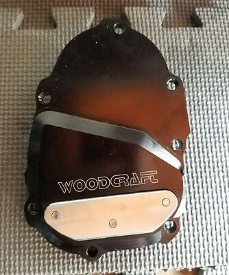 2009 Yamaha R6R Woodcraft RHS IGNITION TRIGGER Cover ENGINE MOTOR CASE COVER