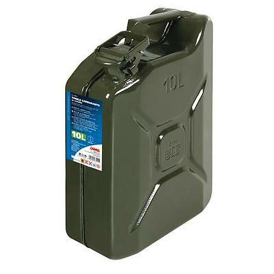 67001 - Tanica carburante tipo militare in metallo - 10 L