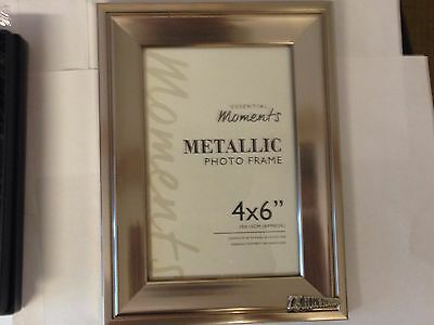 Saw TG35 Fine English Pewter On A PICTURE PHOTO FRAME SILVER 6X4 Hang/Stand