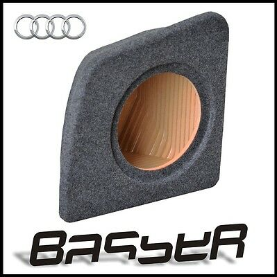 Audi A4 B6/B7 Sedan Fit-Box subwoofer enclosure