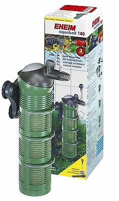 Eheim Aquarium Fish Tank Aquaball 180 Internal Filter