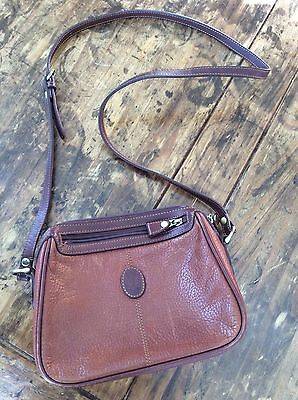 e24077095e WOMENS HANDBAGS AND purses Liz Claiborne Brown Leather Cross Body ...