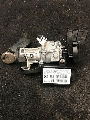 Chrysler grand voyager IGNITION BARREL SWITCH AND KEY 1999-2005