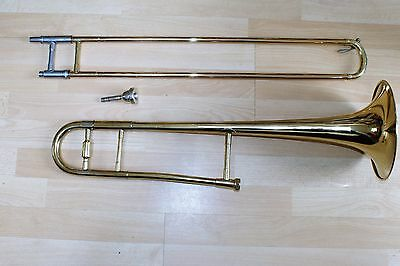 BLESSING TENOR Bb SCHOLASTIC TROMBONE IN GREAT CONDITION