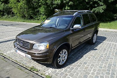 Volvo Xc90 D4-Summum-Geartronic-7 Places-Full Options-Urgent