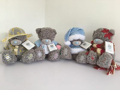 Full Set Of Me To You The Seasonal Bear Collection Rare Limited Edition