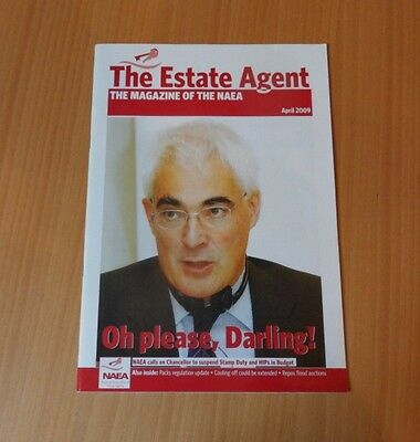 The Estate Agent-The Magazine Of The Naea-April 2009