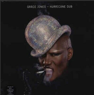 "GRACE JONES HURRICANE DUB 2x12"" LP VINYL SLY & ROBBIE-Ltd Edition"