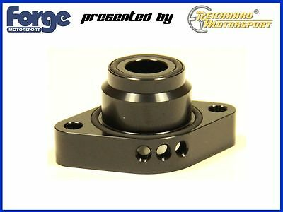FORGE Blow Pop Off Adapter schwarz für Seat Ibiza FR Cupra 1,4l TSi