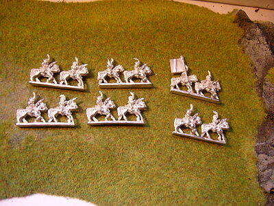 (S797) Warmaster, Empire Pistoliers/ Outriders