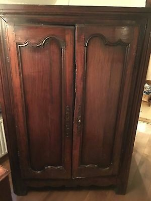 Antique French Armoire - Quite rustic