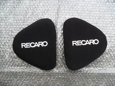 Recaro shoulder pads for recaro bucket seat