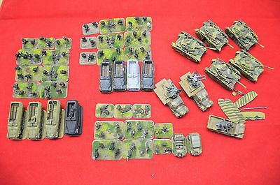 Flames of War Battle Front German pz4h Panzer Army lot w/ Lehr infantry Options