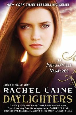 The Morganville Vampires YA Book Series Daylighters 15 by Rachel Caine Paperback