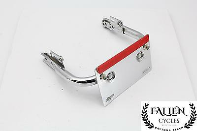 05 Harley Electra Glide Ultra Classic FLHTCUI License Plate Mount Bracket