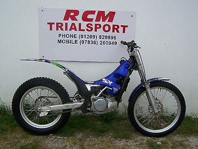 scorpa sy 250cc 2003, trials bike great condition ready to ride