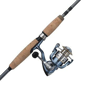 "Pflueger President 6'6"" 1 Piece IM 8 Spinning Rod & 10 Bearing Reel Combo - NEW!"