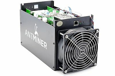 Bitcoin Miner Antminer S5 1.15TH/s Asic Miner 1150GH/s overclockable + alim.