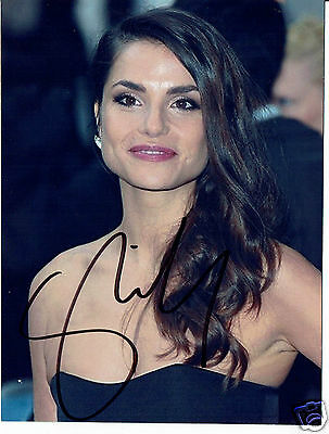 Charlotte Riley Actress Peaky Blinders Hand signed Photograph 7 x 5