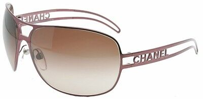 CHANEL 4150 Sunglasses BRONZE New Old Vintage Aviator With Case Authentic Chanel